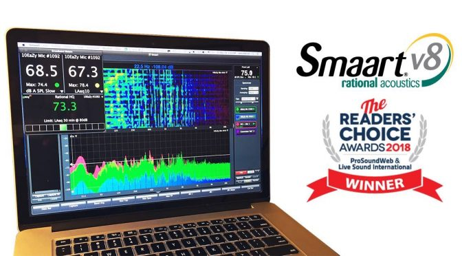 Trondheim March 26th to 28th Smaart 3 day operator course announced